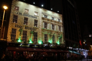 J.W. Sweetman Craft Brewery : Christmas Party Guide