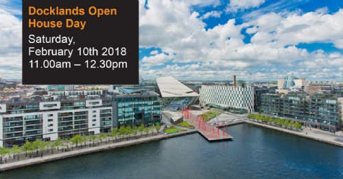 Dublin Docklands Open House Day