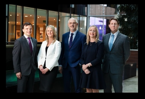 Ronan Daly Jermyn announces partnership promotions for 2018