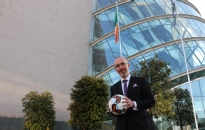 The Convention Centre Dublin to host UEFA 2020 draw
