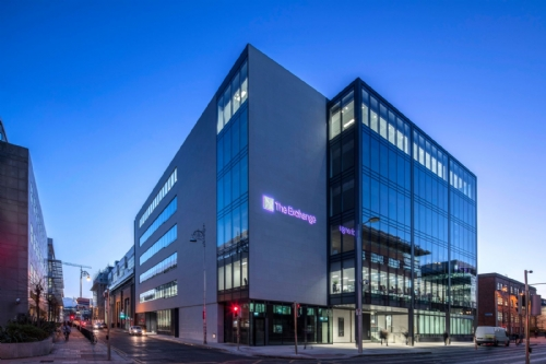 Ronan Daly Jermyn moves its Dublin office to The Exchange in Dublin