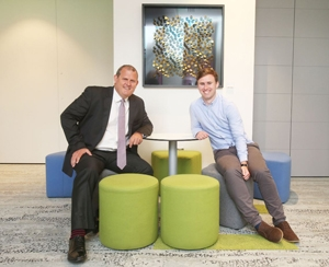 Deloitte celebrates exam success! Luke Bailey, from Dublin, achieves 1st place in professional exams in Ireland