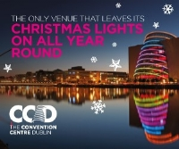 Convention Centre Dublin : Christmas