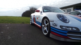 Porsche Top Team Rally Challenge for €295 / €239 pp!