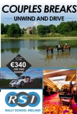 Hotel packages with Rally School Ireland from €340! (Option 2)
